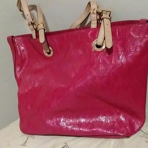 Michael Kors Purse Patent Leather